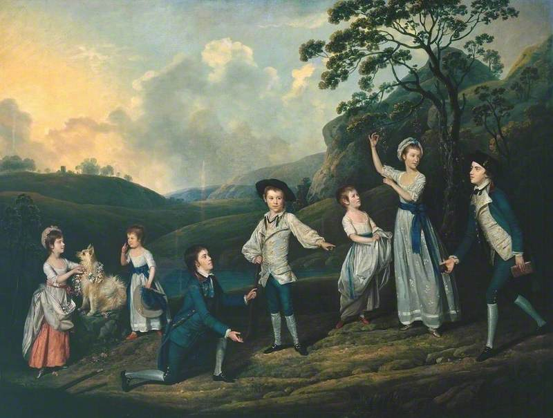The Children of George Bond of Ditchleys