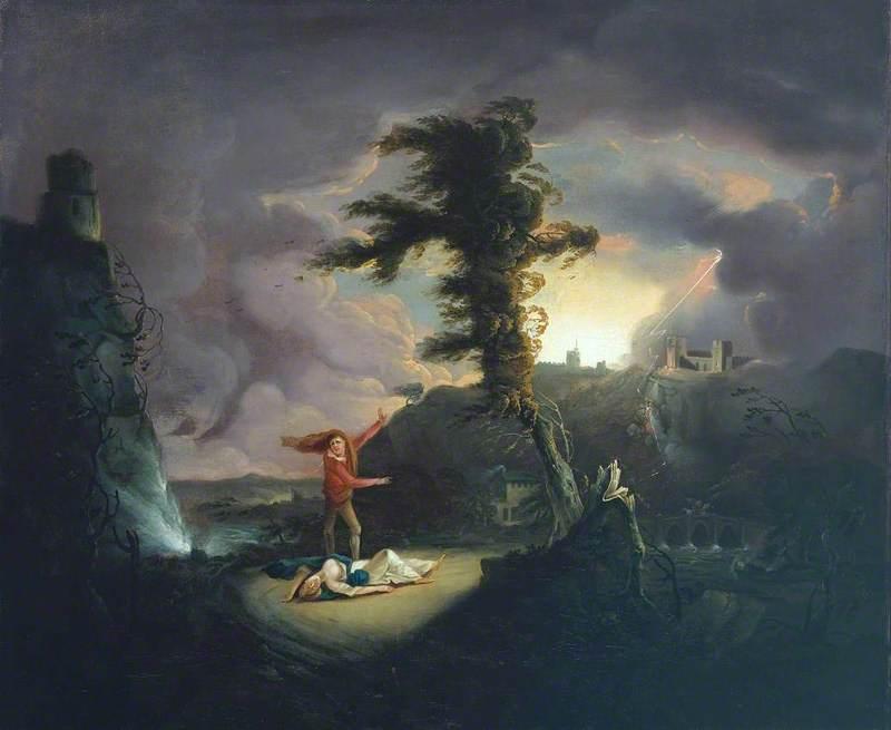 The Death of Amelia