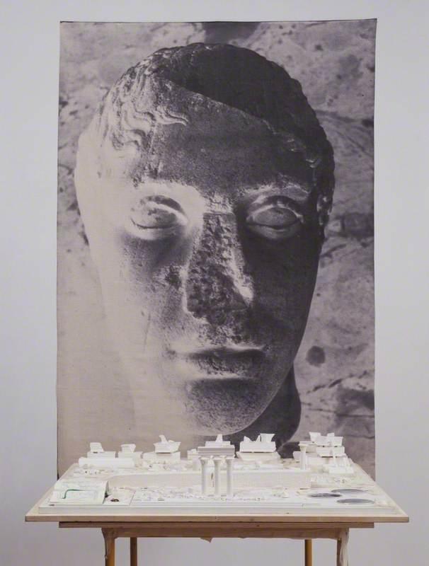 Villa Adriana, in Memory of Antinous