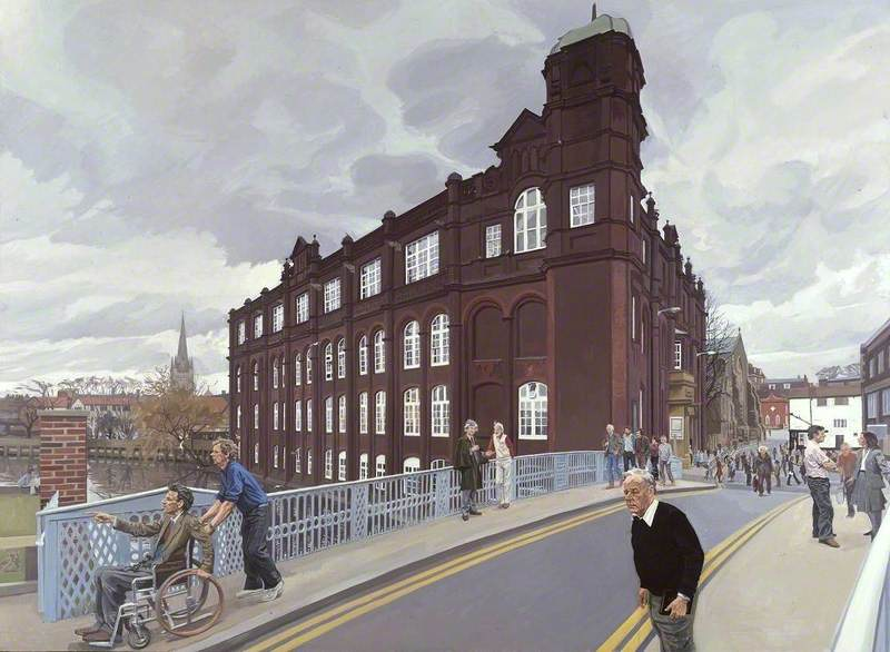 The Norwich School of Art