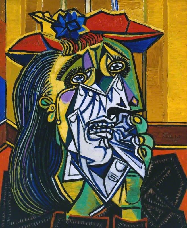 Weeping Woman (Femme en pleurs)