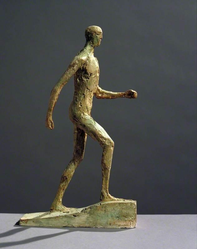 Small Running Man