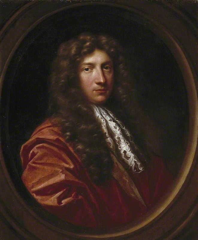 Portrait of a Gentleman, probably Arthur Parsons, MD