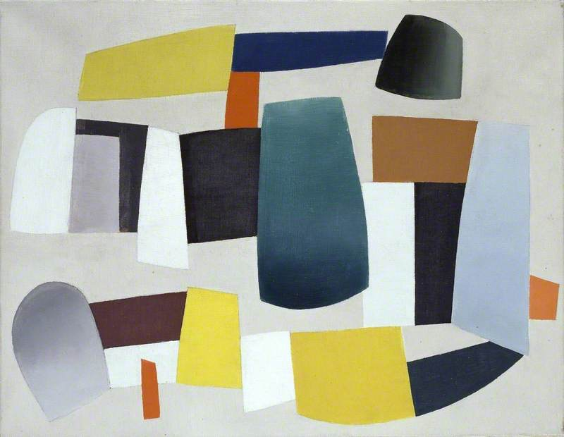 Abstract Composition (Composition abstraite)