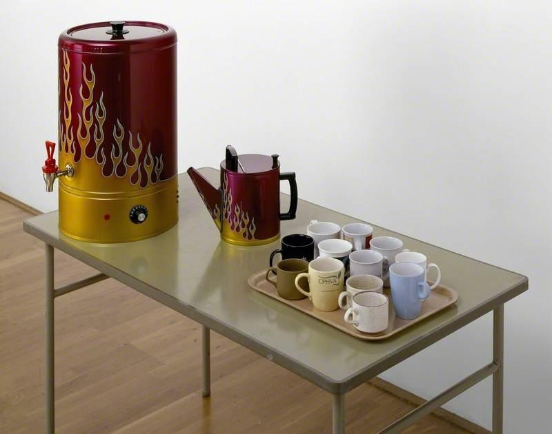 Souped Up Tea Urn & Teapot (Dartford 2004)