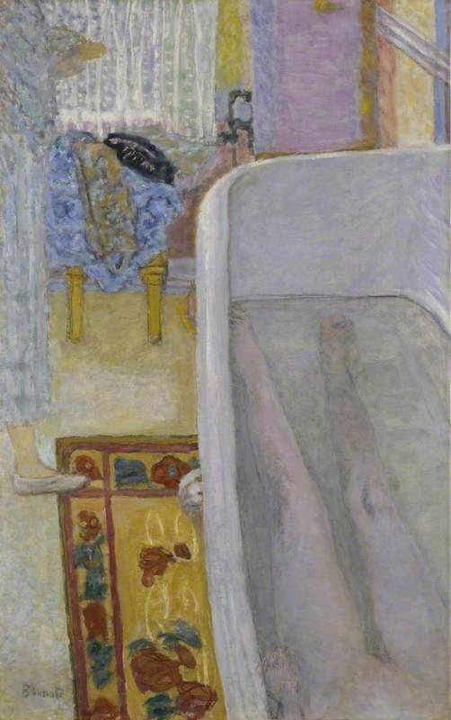 Nude in the Bath (Nu dans la baignoire)