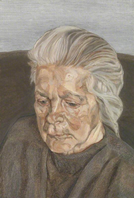 The Painter's Mother IV