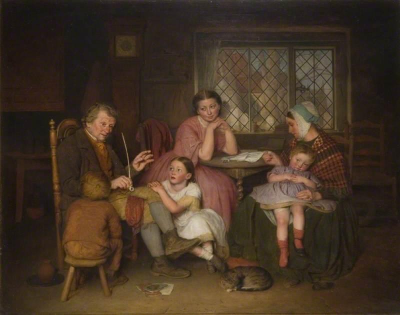 Grandfather's Tale