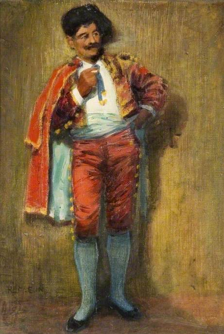 Portrait of a Matador