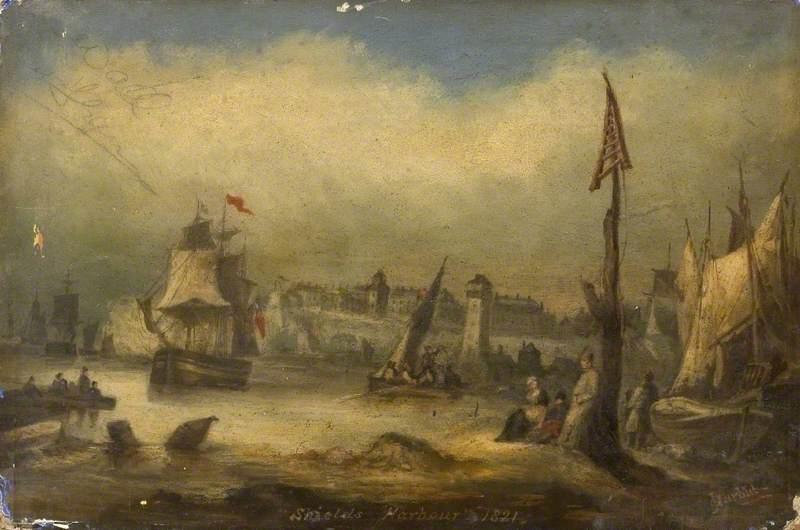 Shields Harbour, 1821