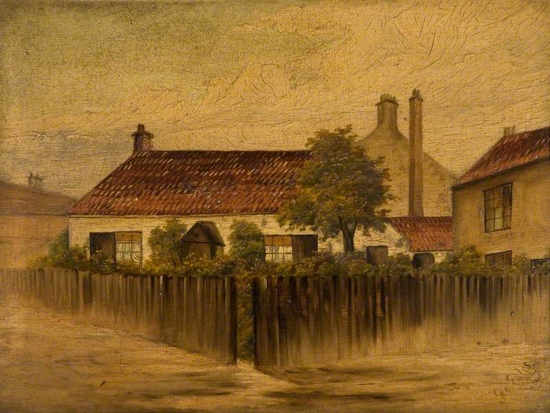 The Engine Cottage, The Lawe, South Shields