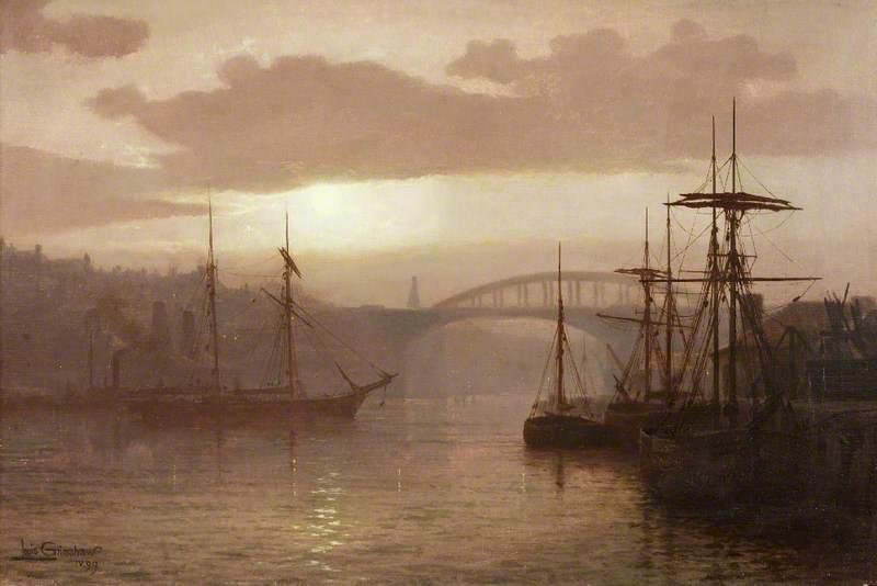 Sunderland Harbour
