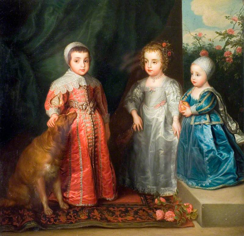 The Children of Charles I