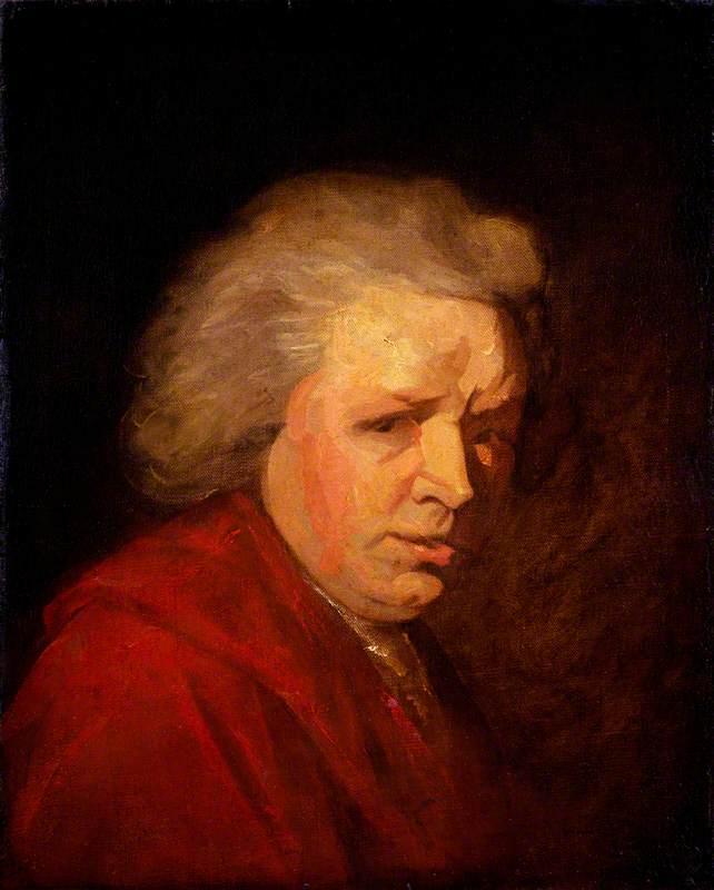 John Henderson (1747–1785), as Iago in 'Othello' by William Shakespeare