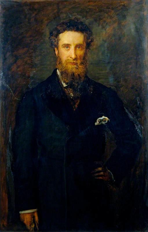 Edward Robert Bulwer Lytton (1831–1891), 1st Earl Lytton