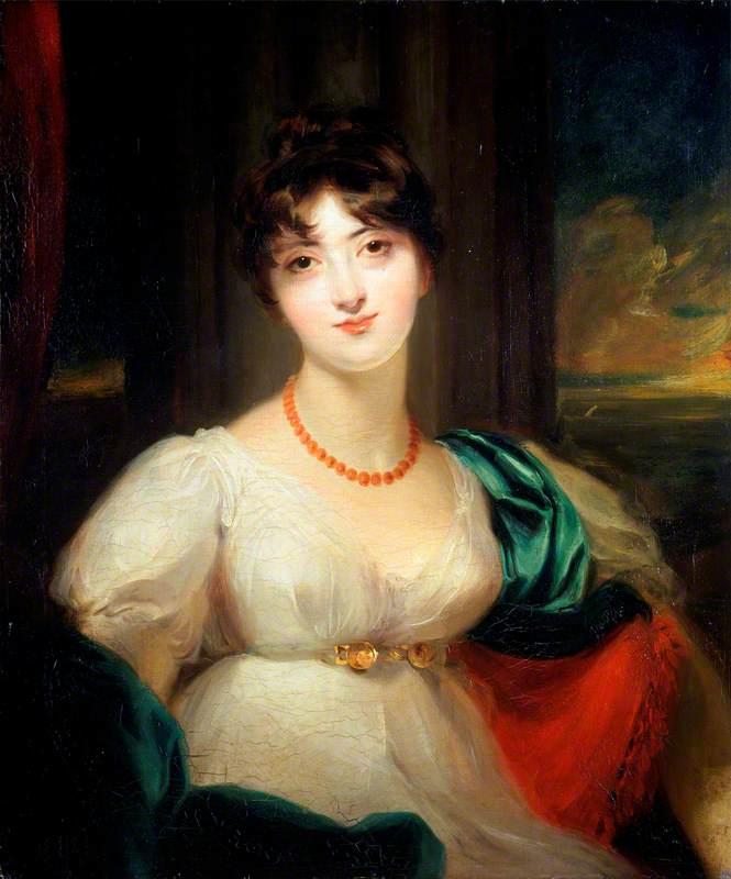 Paulina (1784–1823), First Wife of Sir Codrington Edmund Carrington