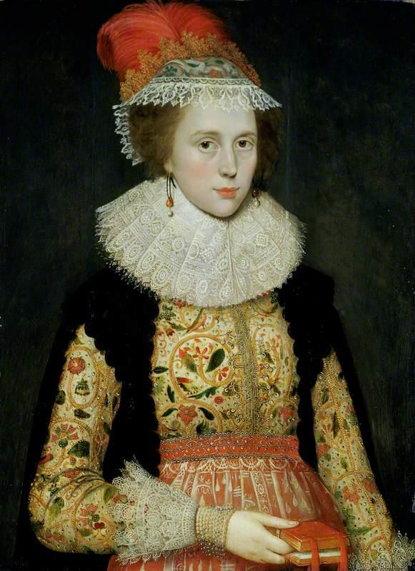 Margaret Laton (d.1641)
