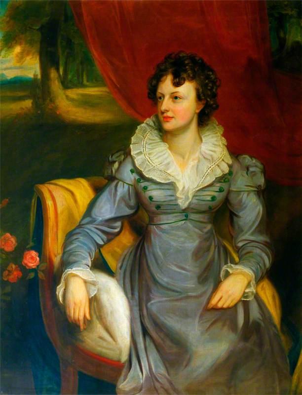 Mrs Elrington (b.1800), Formerly Miss Charlotte Townshend