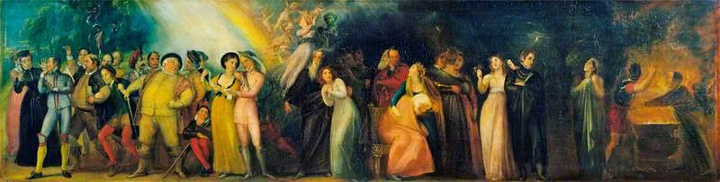 Shakespeare's Principal Characters