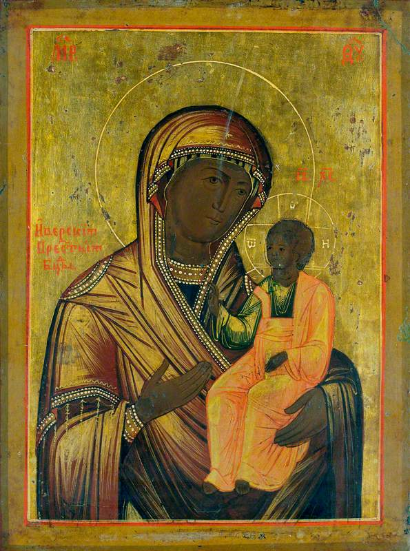 The Virgin Hodegetria