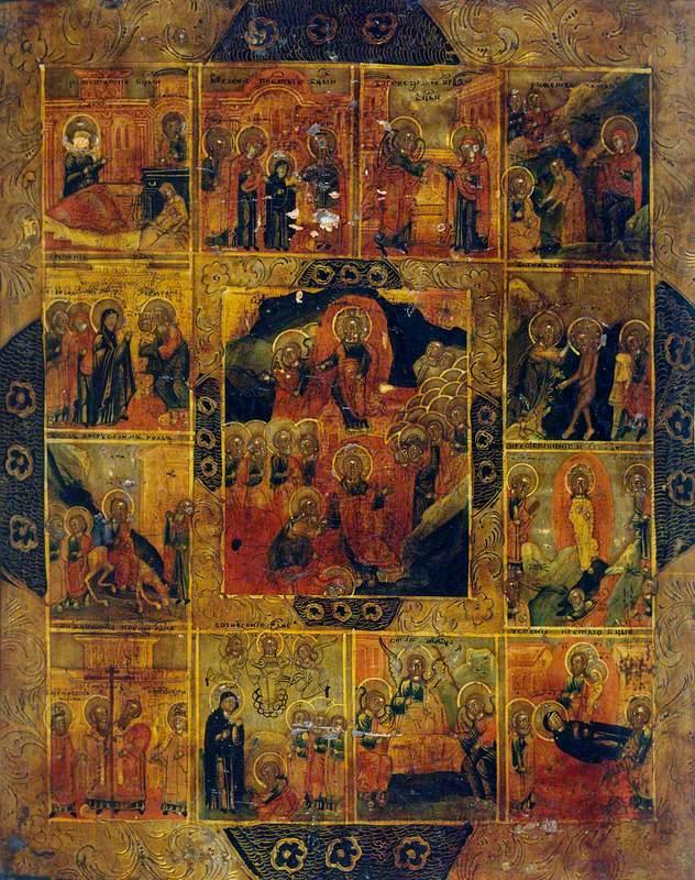 The Twelve Feasts