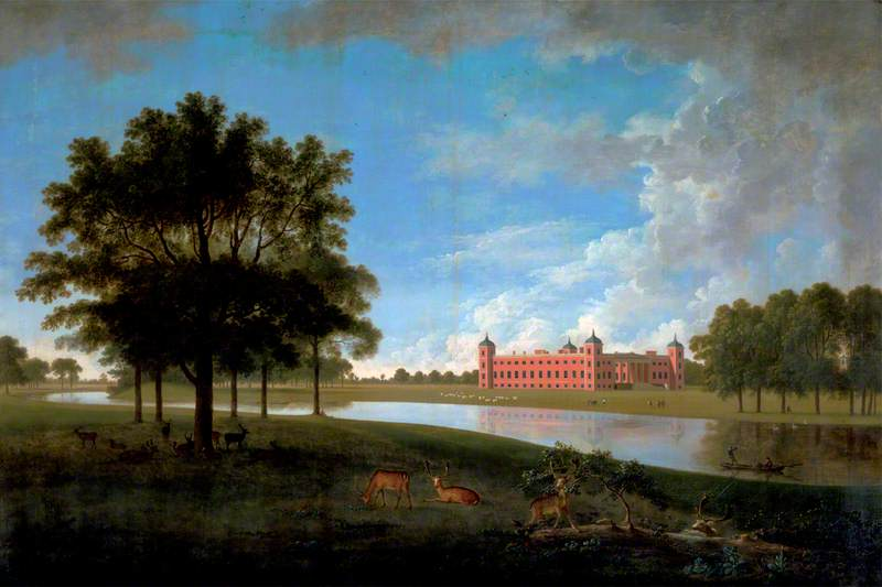 View of Osterley Park from the East