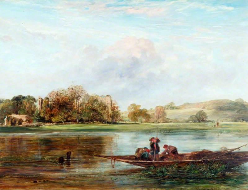 Bayham Abbey, near Tunbridge Wells