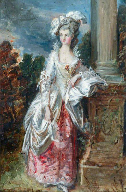 The Honourable Mrs Thomas Graham (1757–1792)