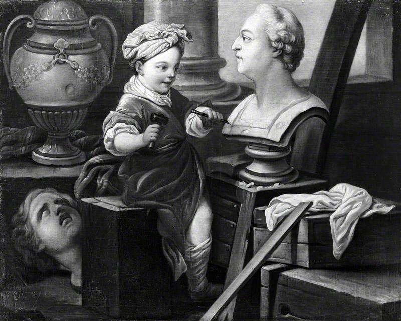 An Allegory of Sculpture