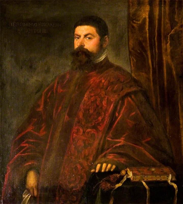 Portrait of a Geronimo Foscarini, Procurator of St Marks
