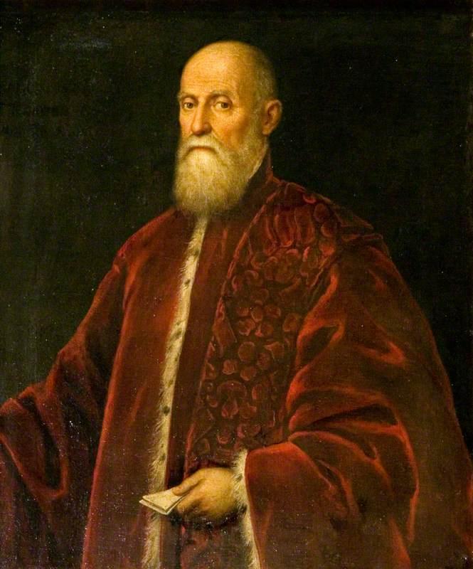 Portrait of a Procurator of St Mark's, Venice