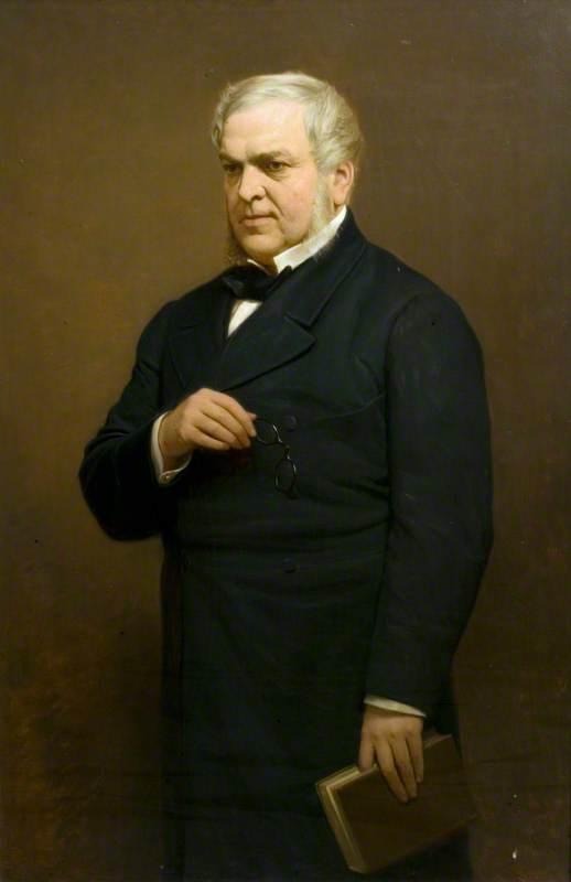 John Forster (1812–1876), LLD