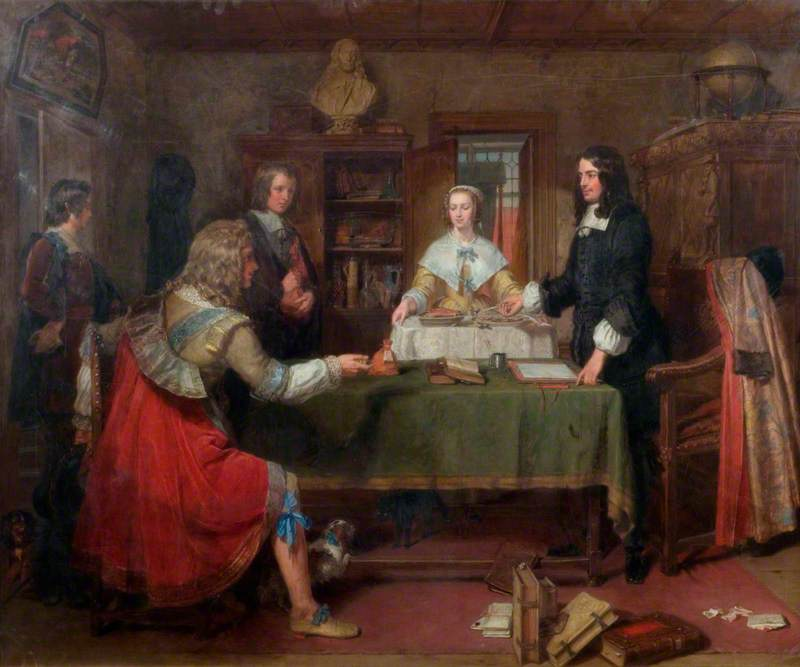 The Temptation of Andrew Marvell