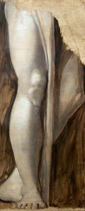 Limbs of Left Figure