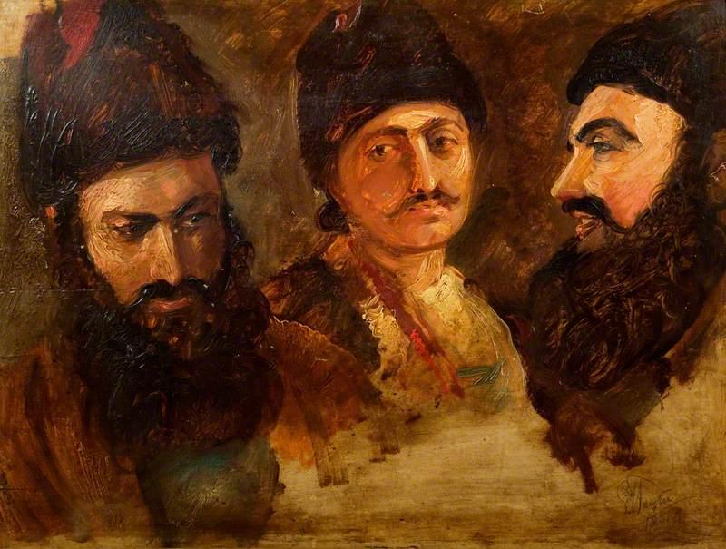 Saith Satoor and Ali Hassan Bey