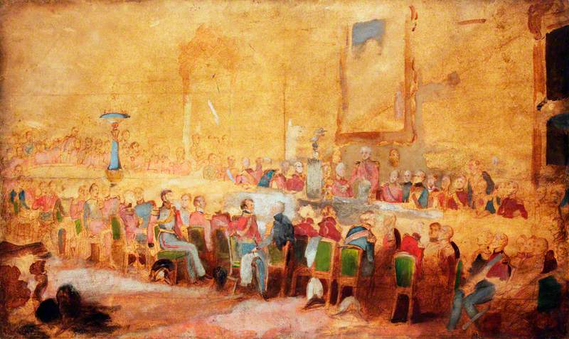 The Waterloo Banquet