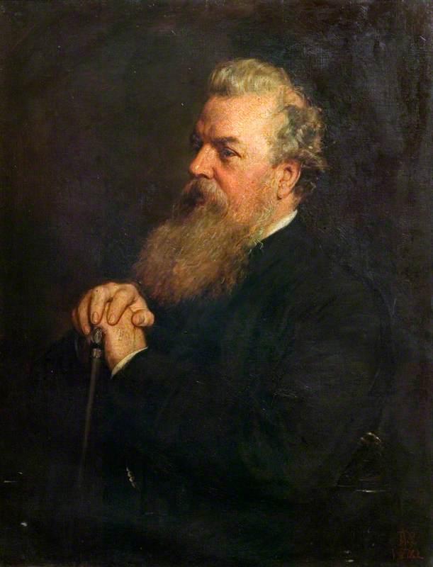 The Reverend Septimus C. H. Hansard (1823–1895)