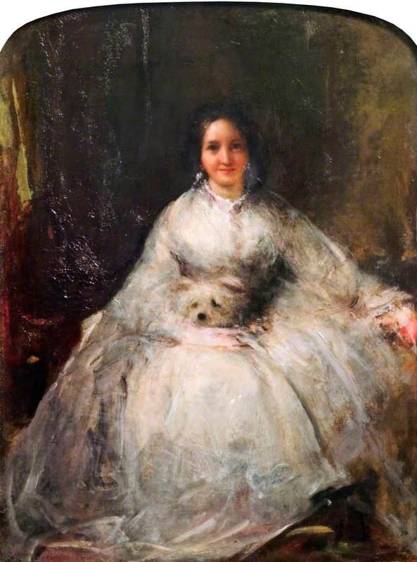 Mrs John Forster (1819–1894)