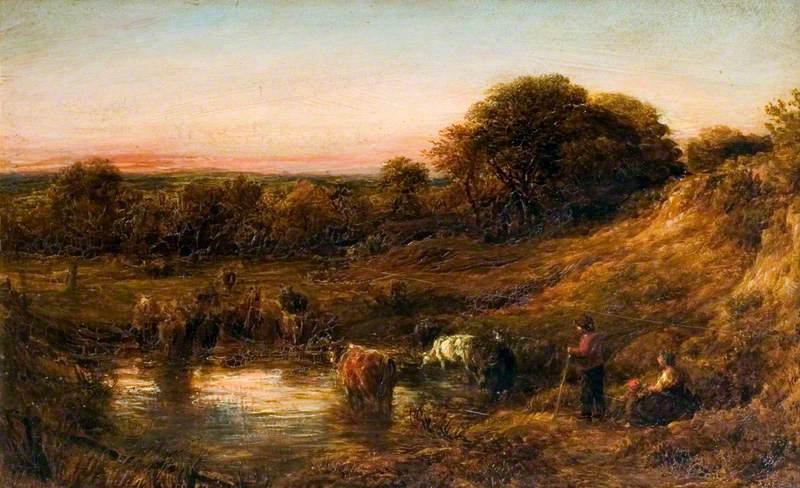 Landscape, Evening