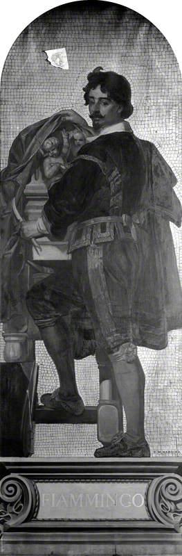 'Fiammingo' (François Duquesnoy) (1597–1643)