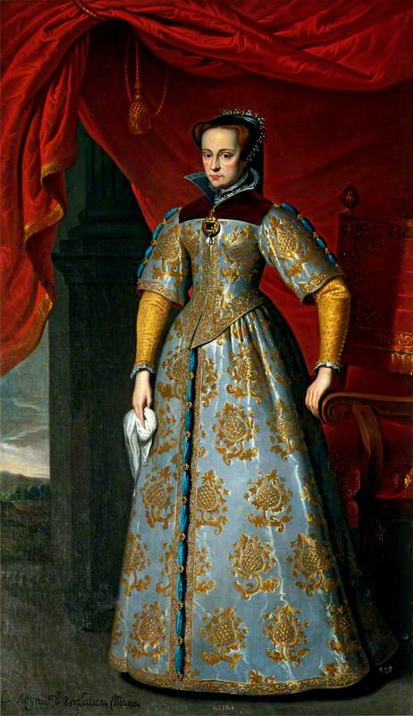 Queen Mary I of England (1516–1558)