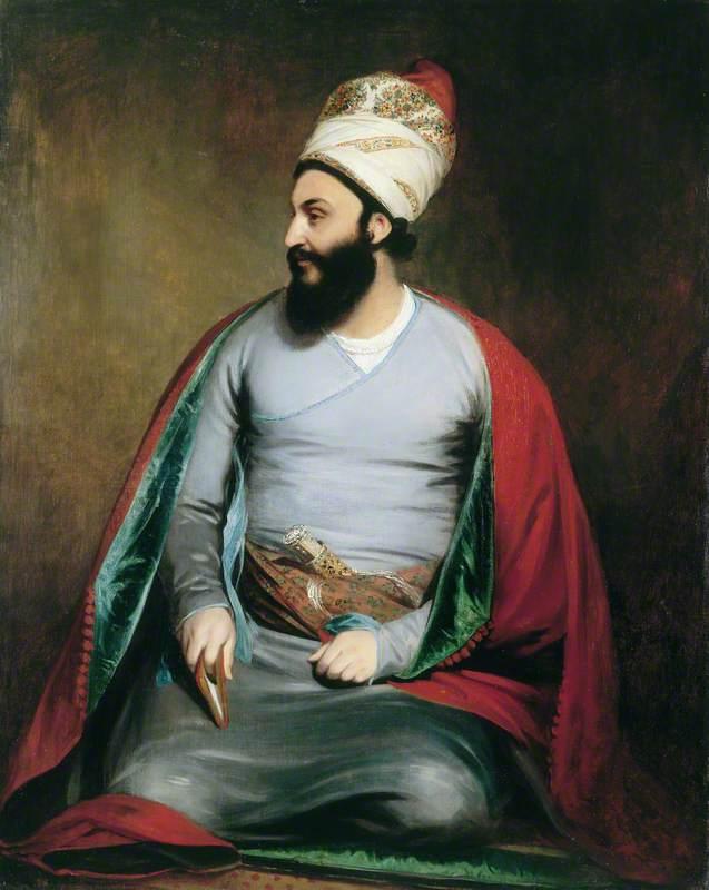 Mirza Abu'l Hassan Khan (b.1776), Ambassador for the Shah of Persia