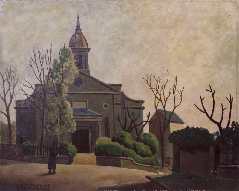 St John's, Hampstead, London