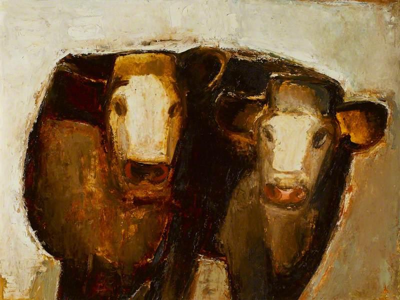 Two Heifers