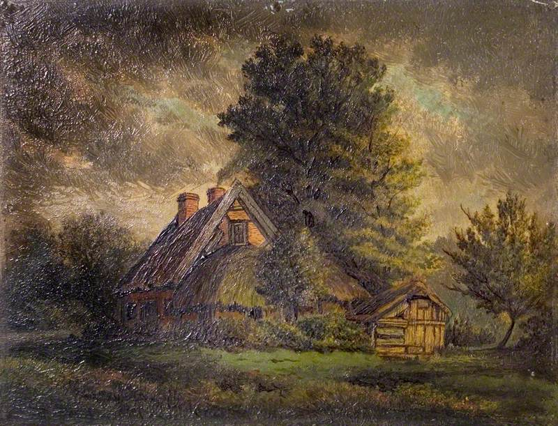 Old Cottage, Eastern Green, near Coventry