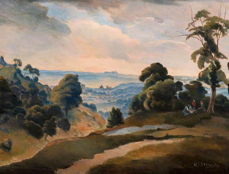 Landscape, near Bath, Somerset