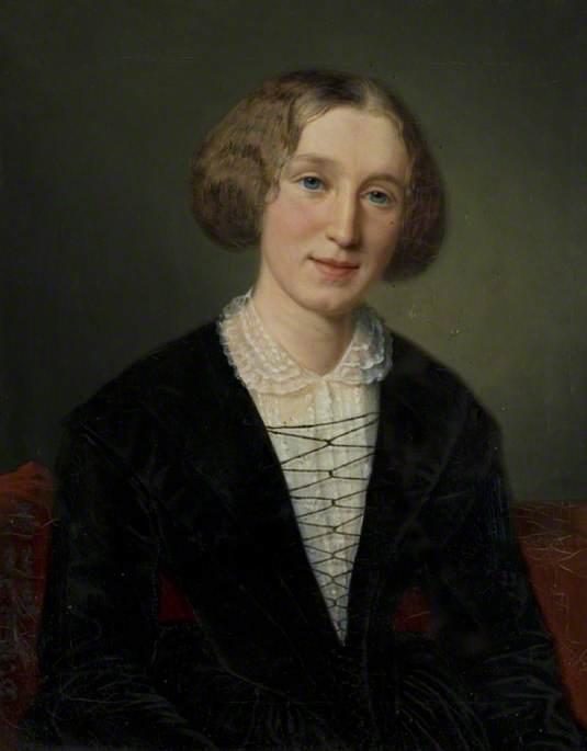 Mary Ann Evans, 'George Eliot' (1819–1880)
