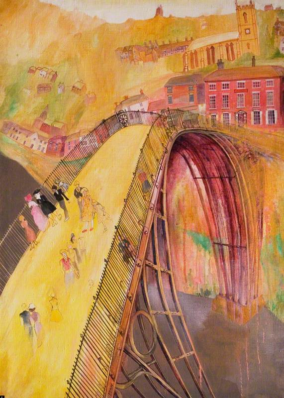 Ironbridge, Shropshire: Visitors Past and Present