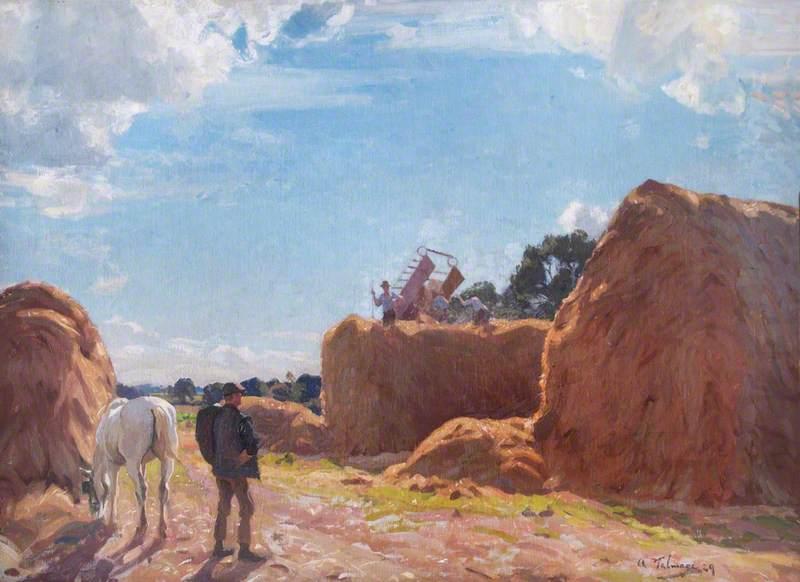 A Suffolk Harvest