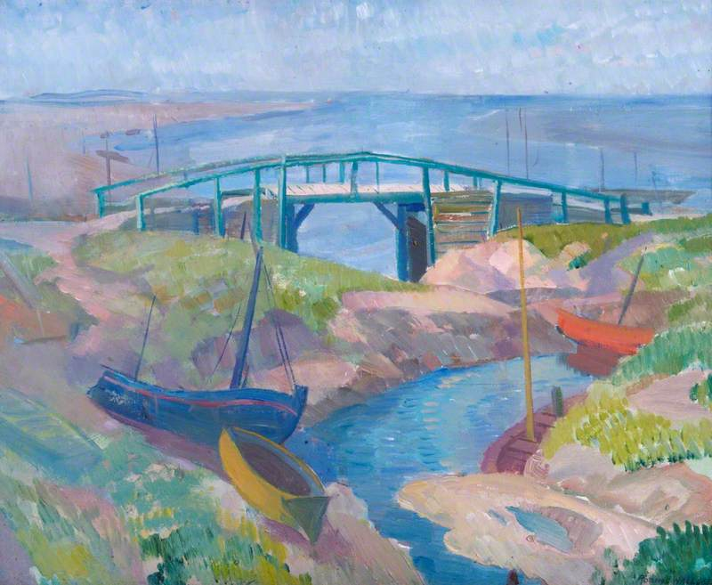 The Bridge, Blakeney, Norfolk